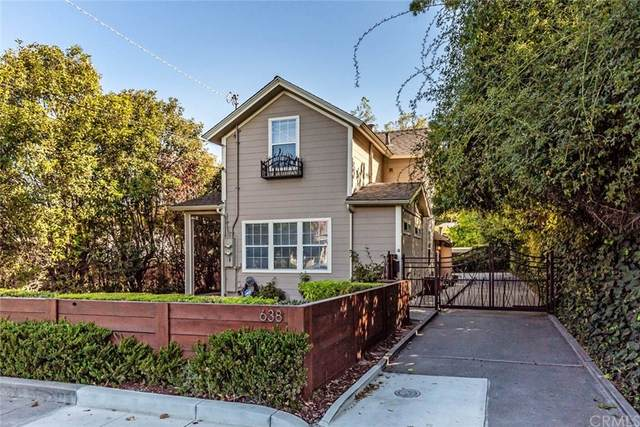 638-North N San Pedro Street N, San Jose, CA 95110 (#ND21228307) :: Blake Cory Home Selling Team