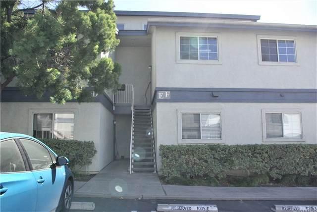 1035 Southwood Drive F, San Luis Obispo, CA 93401 (#PI21226528) :: The Laffins Real Estate Team