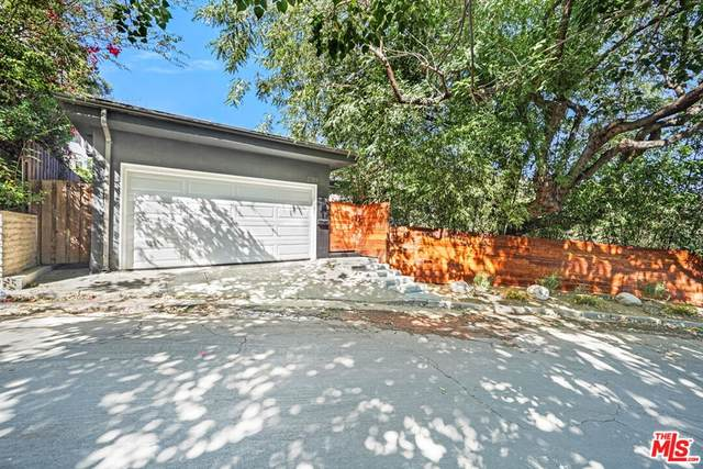 3789 Prestwick Drive, Los Angeles (City), CA 90027 (#21795430) :: Necol Realty Group