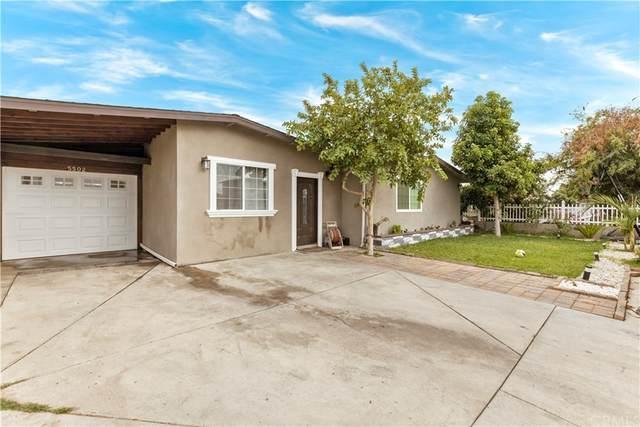 5502 N Conwell Avenue, Azusa, CA 91702 (#RS21228343) :: Blake Cory Home Selling Team