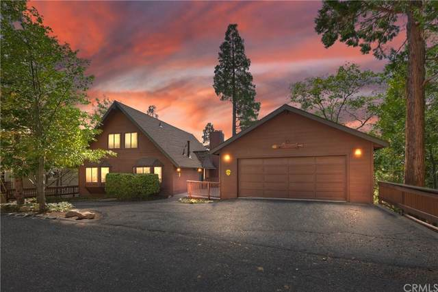 374 Rainier, Lake Arrowhead, CA 92352 (#EV21228347) :: Necol Realty Group