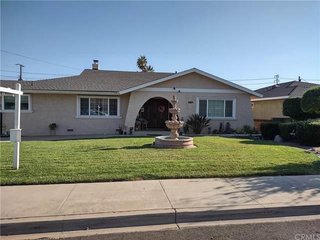 6153 Garfield Street, Chino, CA 91710 (#PW21228360) :: Necol Realty Group