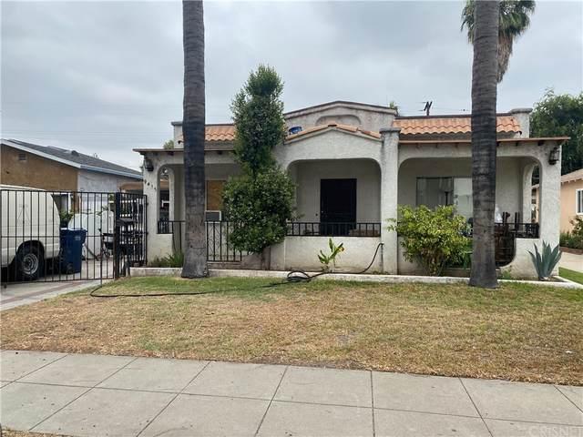 9417 Beverly Road, Pico Rivera, CA 90660 (#SR21228328) :: Necol Realty Group