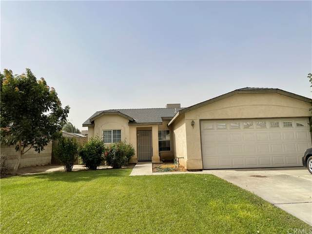 7209 Blackforest St, Bakersfield, CA 93313 (#MB21228368) :: Blake Cory Home Selling Team