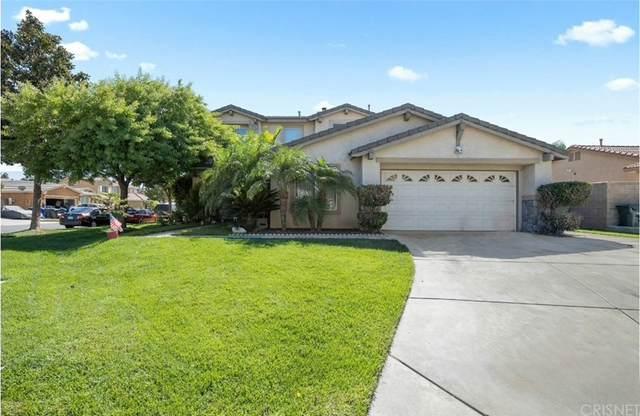 17459 Bark Street, Fontana, CA 92337 (#SR21227834) :: RE/MAX Empire Properties