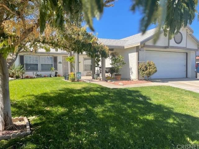 37511 Madison Street, Palmdale, CA 93552 (#SR21228333) :: Necol Realty Group