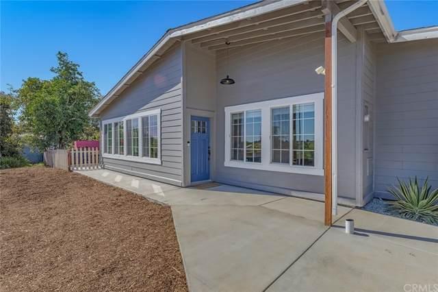 1021 E Alvarado Street, Fallbrook, CA 92028 (#ND21228351) :: Murphy Real Estate Team