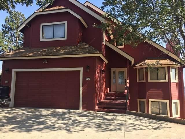 27729 Caribou Drive, Lake Arrowhead, CA 92352 (#EV21228380) :: Swack Real Estate Group | Keller Williams Realty Central Coast