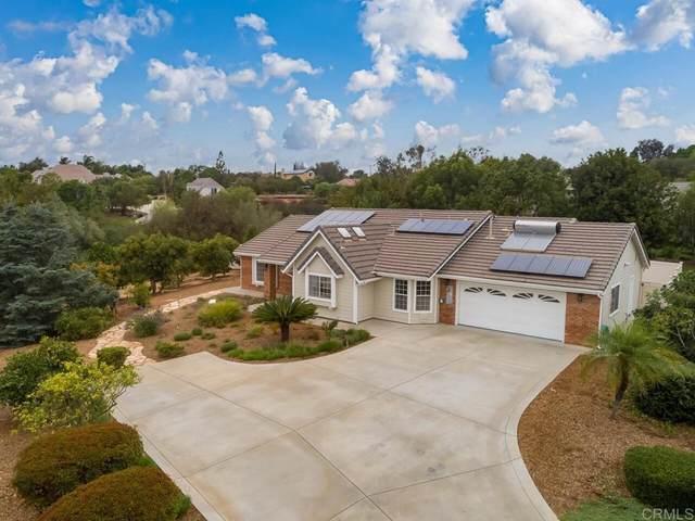 413 Beavercreek Ln, Fallbrook, CA 92028 (#NDP2111742) :: Murphy Real Estate Team