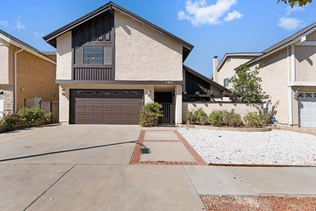7917 Casaba Avenue, Winnetka, CA 91306 (#SR21228056) :: Blake Cory Home Selling Team