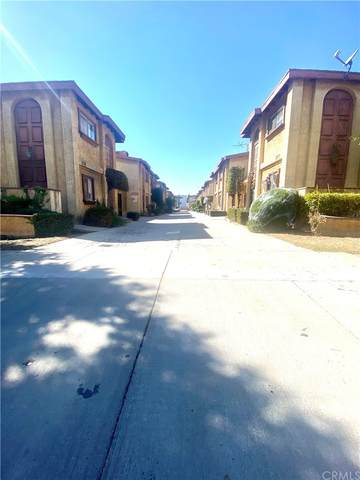 809 S 4th Street #6, Alhambra, CA 91801 (#PW21227288) :: Necol Realty Group
