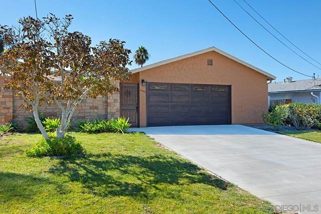9104 Northcote Rd, Santee, CA 92071 (#210028885) :: Blake Cory Home Selling Team