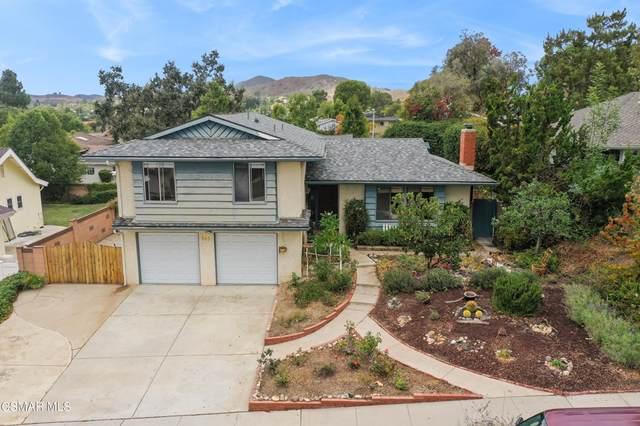 845 La Grange Avenue, Newbury Park, CA 91320 (#221005577) :: Team Tami