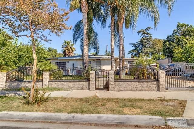 2468 S Park Avenue, Pomona, CA 91766 (#CV21228411) :: Necol Realty Group