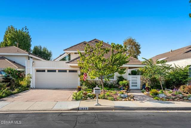 1449 Redsail Circle, Westlake Village, CA 91361 (#221005576) :: Necol Realty Group