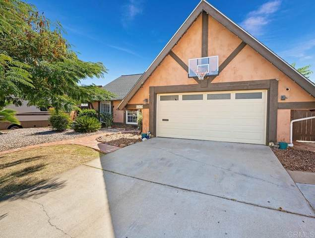 10929 Anja Way, Lakeside, CA 92040 (#PTP2107227) :: Blake Cory Home Selling Team