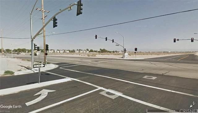 0 Rosamond Blvd & 15th Street W, Rosamond, CA 93560 (#SR21228491) :: The M&M Team Realty