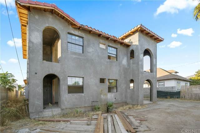 839 N Brand Boulevard, San Fernando, CA 91340 (#SR21228113) :: Compass