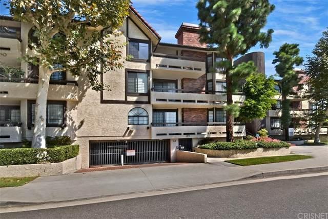 5534 Encino Avenue #101, Encino, CA 91316 (#SR21228393) :: The M&M Team Realty