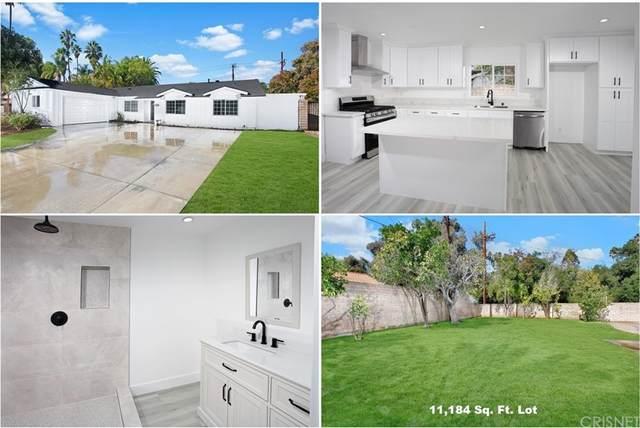 8057 Maestro Avenue, West Hills, CA 91304 (#SR21222402) :: Latrice Deluna Homes