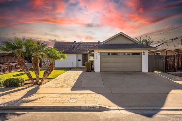 4688 Berwick Drive, Clairemont Mesa, CA 92117 (#IV21228486) :: Necol Realty Group