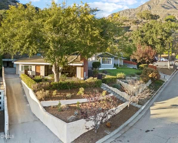 4595 Rising Hill Road, Altadena, CA 91001 (#P1-7091) :: Necol Realty Group