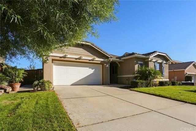 13374 Silver Stirrup Drive, Corona, CA 92883 (#IG21228174) :: Blake Cory Home Selling Team