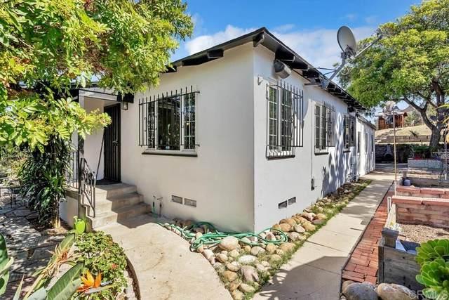 3361 54Th Street, San Diego, CA 92105 (#PTP2107229) :: Necol Realty Group