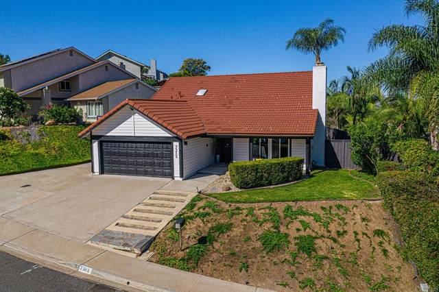 7312 Birchcreek Road, San Diego, CA 92119 (#PTP2107230) :: Necol Realty Group