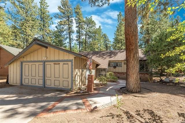 39179 Chincapin Road, Big Bear, CA 92315 (#EV21225616) :: Mainstreet Realtors®