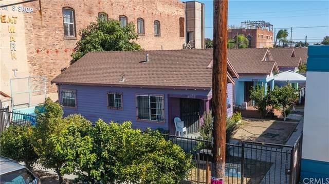 4358 S Main Street, Los Angeles (City), CA 90037 (#IG21228181) :: The Kohler Group