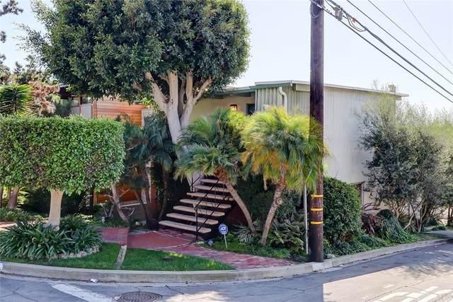 937 Highview Avenue, Manhattan Beach, CA 90266 (#SB21198832) :: Compass