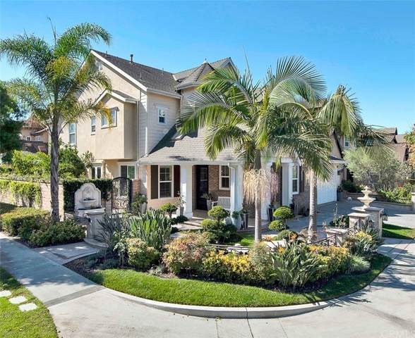 1822 W Meadowbrook Drive, Santa Ana, CA 92704 (#PW21225159) :: The Najar Group