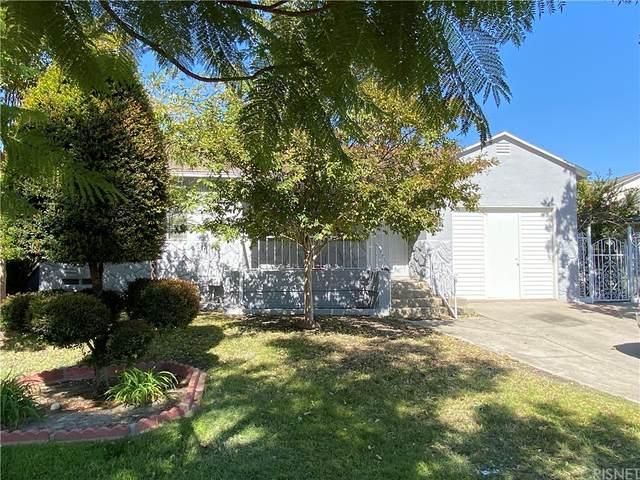 11139 Runnymede Street, Sun Valley, CA 91352 (#SR21227570) :: Necol Realty Group