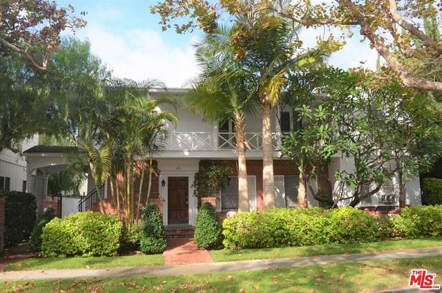 141 S Bedford Drive, Beverly Hills, CA 90212 (#21795416) :: Compass