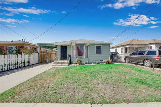 11877 Ramona Avenue, Hawthorne, CA 90250 (#PV21227708) :: Blake Cory Home Selling Team