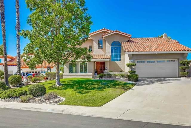 17756 Creciente Way, San Diego, CA 92127 (#210028908) :: Necol Realty Group