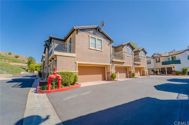 16722 Nicklaus Drive #44, Sylmar, CA 91342 (#WS21228518) :: Necol Realty Group