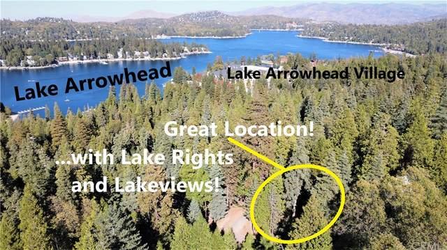 0 Castle Gate Road, Lake Arrowhead, CA 92352 (#EV21228582) :: Swack Real Estate Group | Keller Williams Realty Central Coast