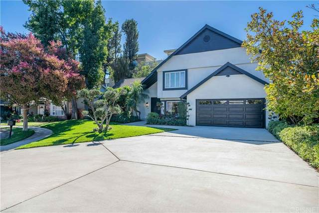17024 Addison Street, Encino, CA 91316 (#SR21228201) :: The M&M Team Realty