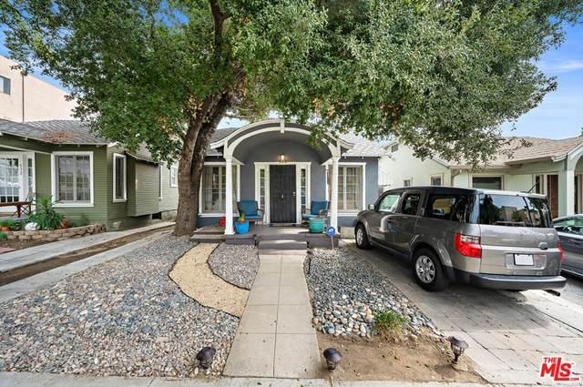 508 E Tujunga Avenue, Burbank, CA 91501 (#21795468) :: Necol Realty Group