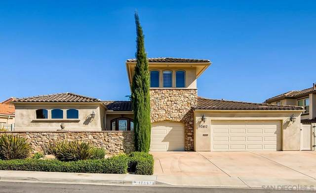 17857 Corazon Place, San Diego, CA 92127 (#210028915) :: Cochren Realty Team | KW the Lakes