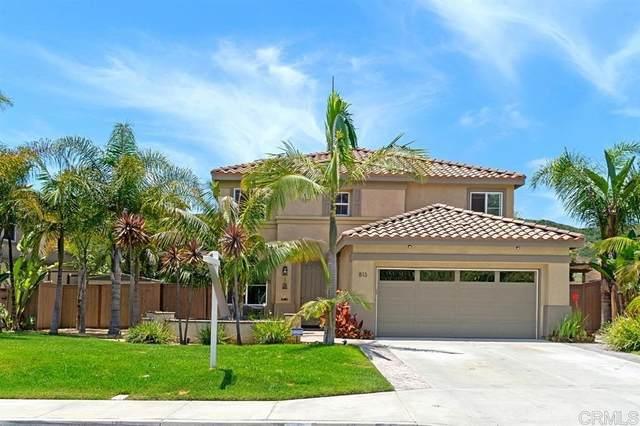813 Wala Drive, Oceanside, CA 92058 (#NDP2111761) :: Murphy Real Estate Team