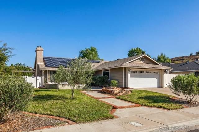 13458 Sohail St, Lakeside, CA 92040 (#210028922) :: Blake Cory Home Selling Team