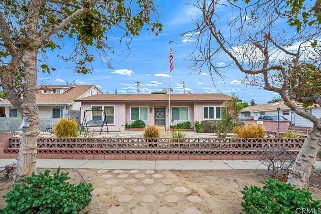 1021 Raymond Street, Upland, CA 91786 (#TR21228125) :: Blake Cory Home Selling Team