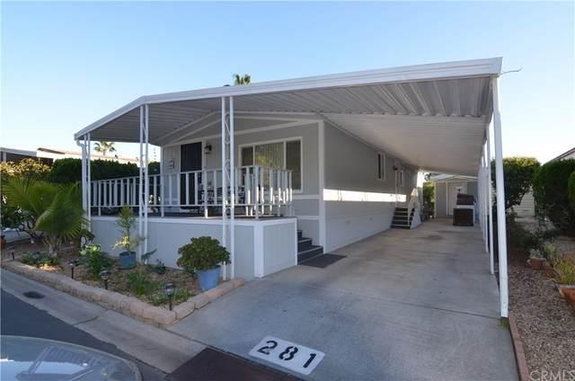 17701 Avalon #281, Carson, CA 90746 (#SB21228654) :: RE/MAX Empire Properties