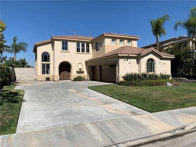 5465 E Full Moon Court, Anaheim Hills, CA 92807 (#OC21228613) :: Mainstreet Realtors®