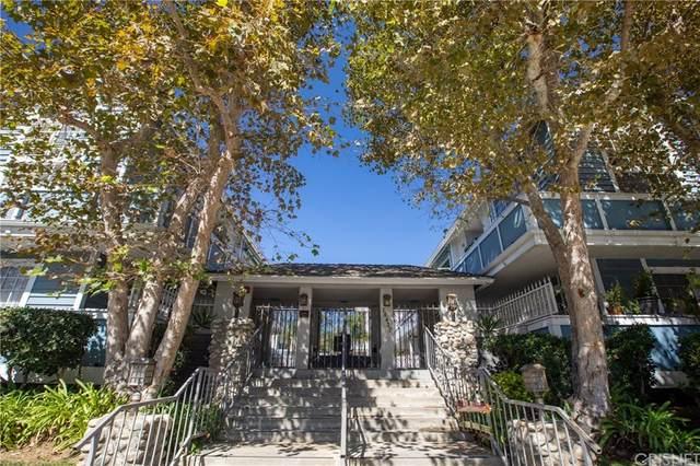 18427 Vincennes Street #42, Northridge, CA 91325 (#SR21207338) :: The M&M Team Realty