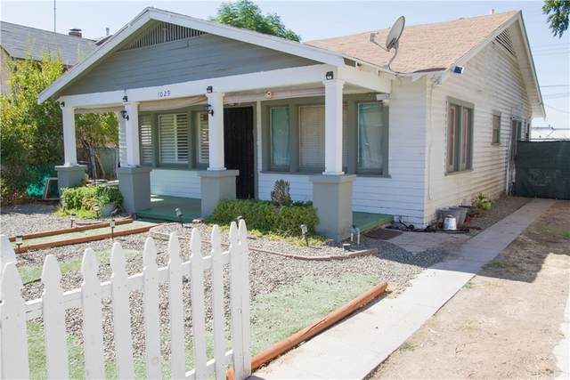 1029 Alta Street, Redlands, CA 92374 (#SR21228677) :: McKee Real Estate Group Powered By Realty Masters & Associates