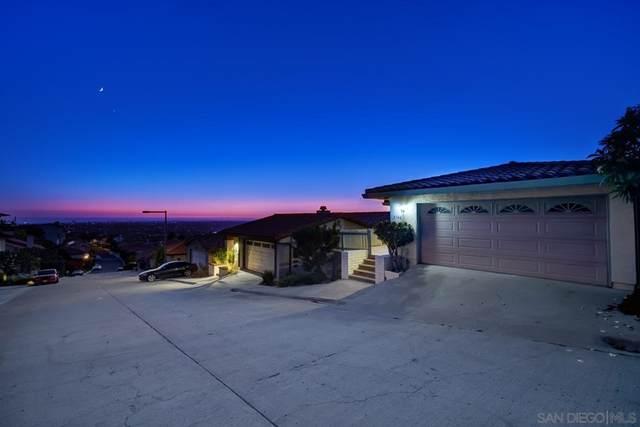 6180 Caminito Sacate, San Diego, CA 92120 (#210028927) :: Necol Realty Group